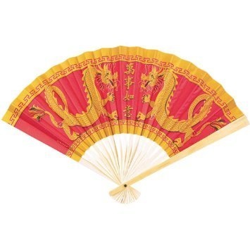Nouvel An chinois en Ventilateur – Vendu individuellement