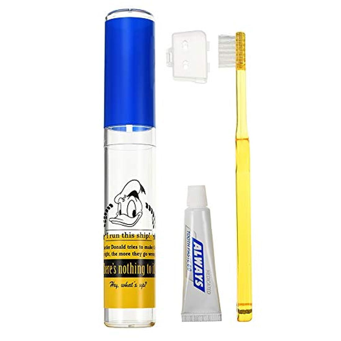 見積り要求するベルトディズニーストア(公式)歯ブラシ セット ドナルド グラン?ブルー