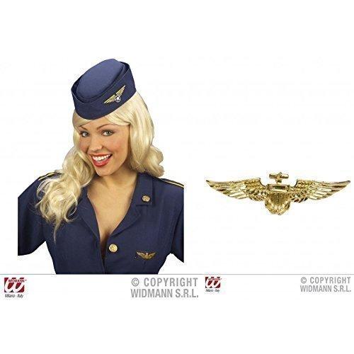 Lively Moments Stewardessen Special 2- er Set Schiffchen und Abzeichen