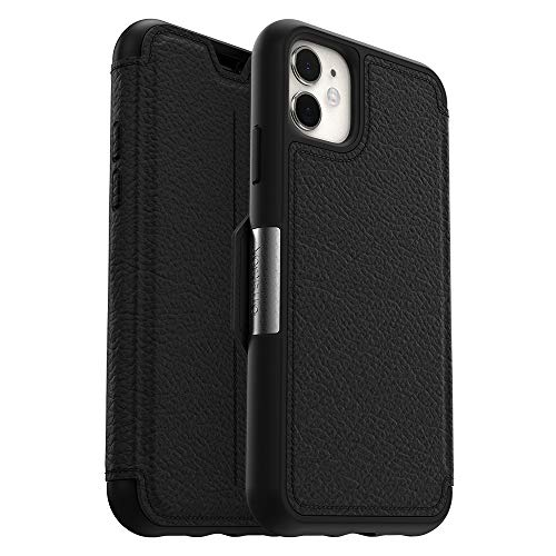 OtterBox STRADA SERIES Case for iPhone 11 - SHADOW (BLACK/PEWTER)