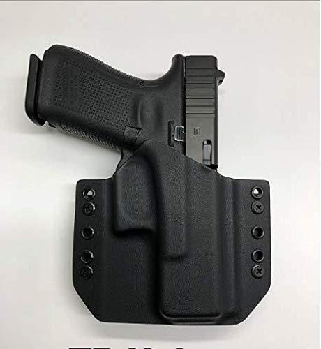 Black Kydex Holster Compatible with Glock 19 23 32