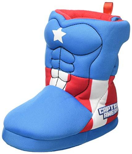Cerdá Zapatillas De Casa Bota Avengers, Azul (Azul C03), 25/26 EU