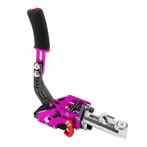 MXECO Modificación del Coche Freno de Mano hidráulico Deriva de Carrera Freno de Mano competitivo Freno de Mano de Color Modificado (púrpura)