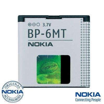 BATTERIA NOKIA BP-6MT ORIGINALE E51 N81 N82 N81 8GB BP6MT 6720 CLASSIC 1050mAh
