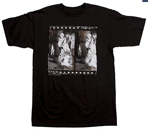 Fender T-Shirt Hendrix Monterey