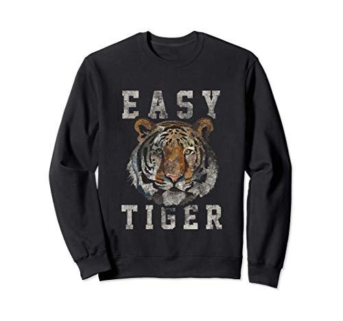 El gráfico casual-chic de Easy Tiger para mujeres... Sudadera