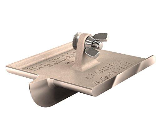 Bon Tool 88-414 Bullet Stainless Steel 6' x 4 1/2' Bit 1' x 1/2' Walk Groover