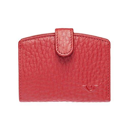 Voi Bestseller Minibörse 70194 HIRSCH-Prägung Damen: Farbe: Granat