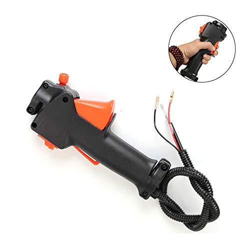 TF 26 mm desbrozadora cortador cepillo cortador mango interruptor acelerador gatillo cable accesorios herramientas