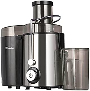 PowerPac Juice Extractor, Silver