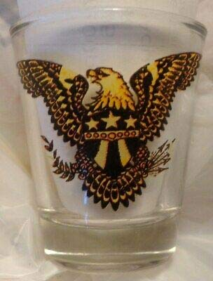 Sailor Jerry Rum Shot Glass by Sailor Jerry Brands