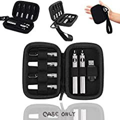Multi Functional Vape Tool Bag- carrying your vape pen and 0.5 cartridges accessories