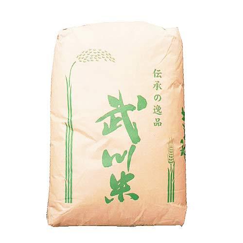 【玄米】山梨県産 特別栽培米 玄米 小澤義章氏 監修 つや姫 1等 30kg (長期保存包装) 令和元年産