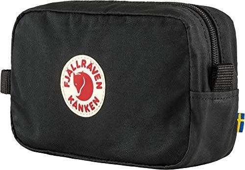 Fjällräven Unisex-Adult Kånken Gear Bag Sports Backpack, Black, One Size