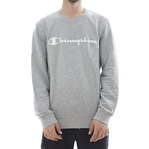 CHAMPION Sport Herren Crewneck Sweatshirt 212682S19 EM006 grau 670039