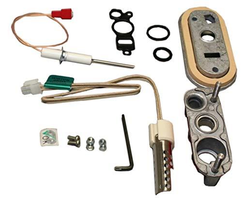 Buderus Sieger Zündeinrichtung Glühzünder / Elektrode, GB162 GB202 BK16, Herst.-Nr. 7736700560