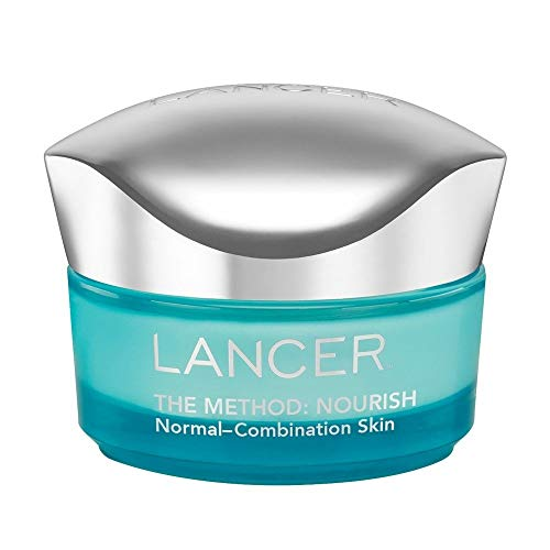 The Method: Nourish Normal-Combination Skin, 1.7 FL OZ, Dr. Lancer Dermatology Skincare, 3-Month Supply, For Daily Use, Anti-Aging Moisturizer, 3-Step...