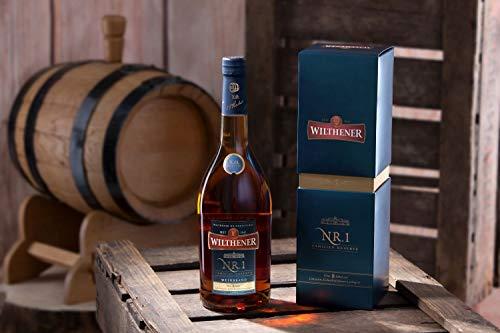 Wilthener NR. 1 , Brandy in X.O.-Qualität, Spirituose 38% vol., Branntwein der Spitzenklasse (1 x 0.7 l) - 5