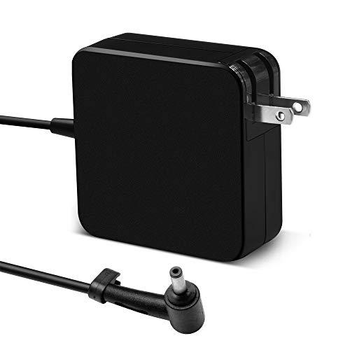 """Vanzer 65W AC Laptop Adapter Charger for Asus X540 X540S X540SA X540UA X540L X540LA X553 X553MA;Chromebook C300 13.3"""" C200 11.6"""";Zenbook UX305LA UX305 UX305UA;Transformer Book Flip TP300LA TP300L"""