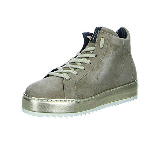 Donna Carolina Damen Sneaker 34168 140 beige 345976