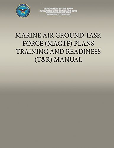Marine Air Ground Task Force (MAGTF) Plans Training and Readiness (T&R) Manual
