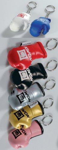 KWON Schlüsselanhänger Boxhandschuh schwarz