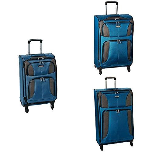 Samsonite Aspire Xlite Three-Piece Spinner Set (20'/25'/29'), Blue Dream