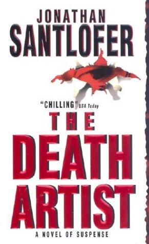 Amazon Com The Death Artist Kate Mckinnon Novels Book 1 Ebook Santlofer Jonathan Kindle Store