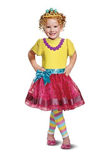 Disney Junior Fancy Nancy Deluxe Girls' Costume