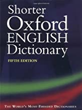 Best shorter oxford dictionary online Reviews