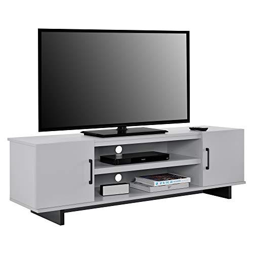 Ameriwood Home 1868412COM Southlander TV Stand, Dove Gray