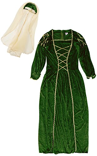 ILOVEFANCYDRESS I Love Fancy Dress ilfd4510st Damen Zeit Tudor Queen Kostüme (Standard)