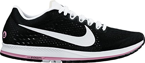Nike Scarpa Donna Blazer Low GS Colore Blue/Fuxia. (37 1/2 EU)