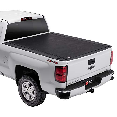 BAK Revolver X2 Hard Rolling Truck Bed Tonneau Cover | 39134 | Fits 2020 - 2021 GM Silverado/Sierra 2500/3500 HD 8' 2' Bed (98.2')