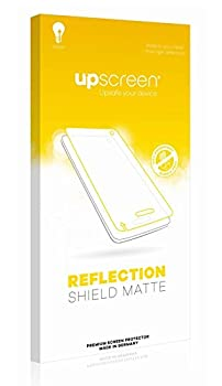 upscreen Reflection Shield Matte Screen Protector for Bosch GLM 80 Professional Matte and Anti-Glare Strong Scratch Protection Multitouch Optimized