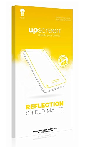 New upscreen Reflection Shield Matte Screen Protector for Evoko LISO, Matte and Anti-Glare, Strong Scratch Protection, Multitouch Optimized
