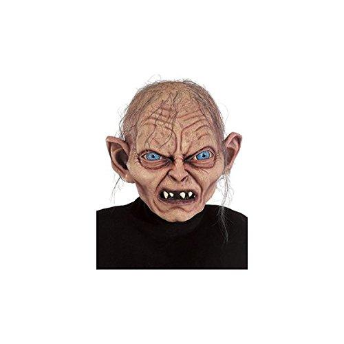 Generique - Gollum-Maske aus Herr der Ringe für Erwachsene