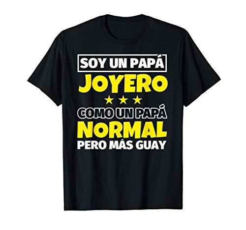 Hombre Joyero Papá Regalo Camiseta
