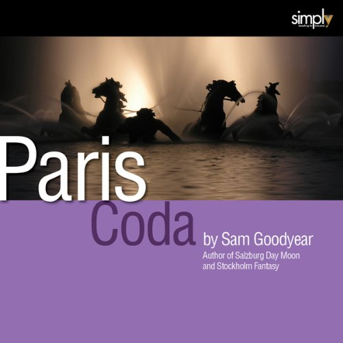 Paris: A Last Journey audiobook cover art