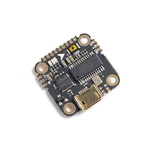 DIATONE Mamba 134 F411 Controlador de Vuelo MPU6000 Dshot600 y 2-4S 134NANO 13A / 4S Dshot 600 4IN1 ESC + F4 Stack BEC 5V / 1.5A para FPV Racing Drone (4IN1 ESC)
