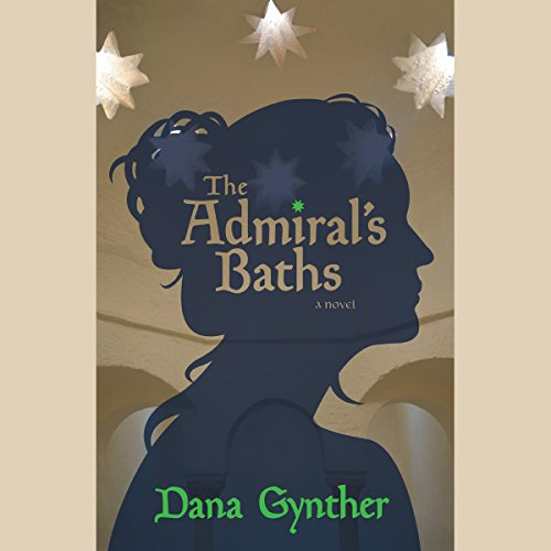 The Admiral's Baths audiobook cover art