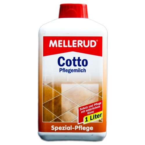 Mellerud Cotto Pflegemilch 1L Terracotta Tonplatten Spezialpflege