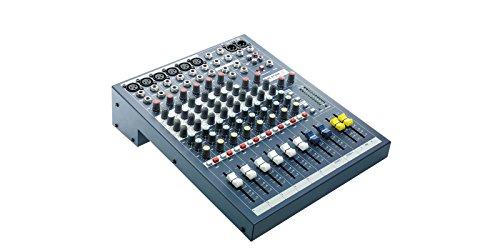 Soundcraft EPM6 Audio-Mischpult 6 Channels