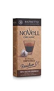 Cápsulas Compostables con café Ecológico - Ristretto - 10u