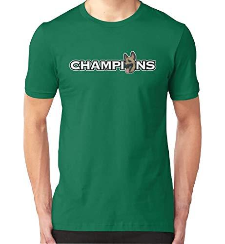 Philadelphia Eagles are Super Bowl Underdog Champions Slim Fit Tshirt