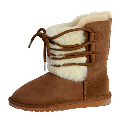 EMU Australia Womens Sorby Winter Real Sheepskin Boots