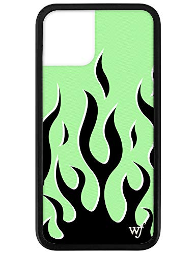 Image of the Wildflower Limited Edition Cases for iPhone 11 Pro Max (Neon Flames)