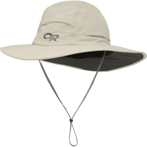 Outdoor Research Sombriolet Sun Hat, Medium, Sand