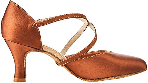 So Danca Damen Bl156 Standard- & Latintanzschuhe, Braun (Copper Copper), 39/40 EU