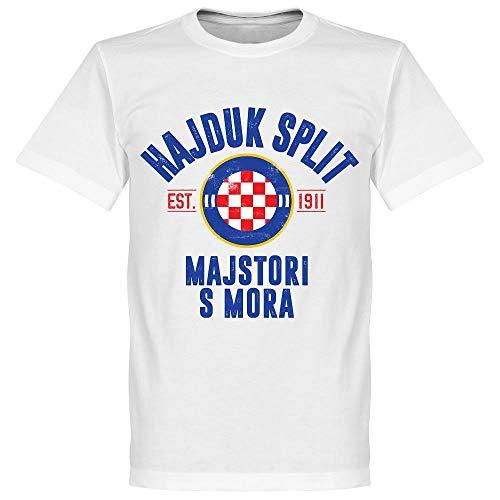 Hajduk Split Established T-Shirt - weiß - L